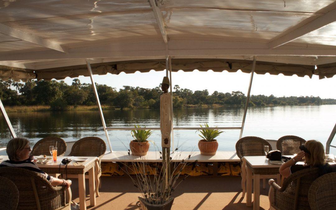 An Amazing Afternoon on the Zambezi Royal