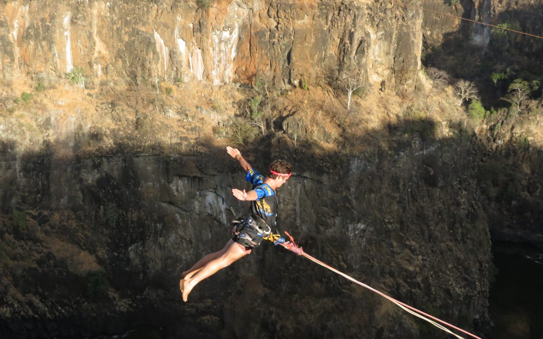7 Wonders of Victoria Falls; #3 A High-wire Activity