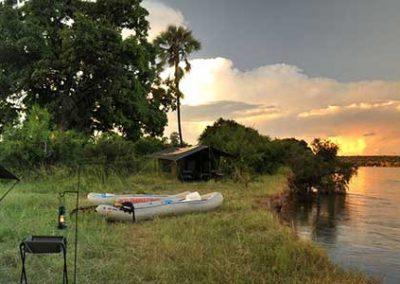 Multi Day Rafting down the Zambezi in Victoria Falls