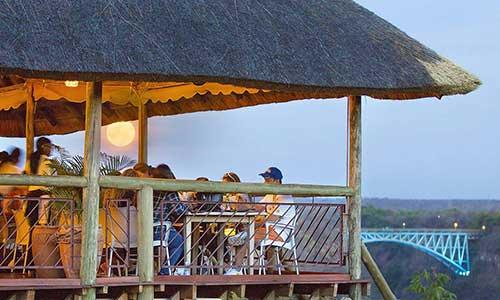 The Lookout Café - Victoria Falls