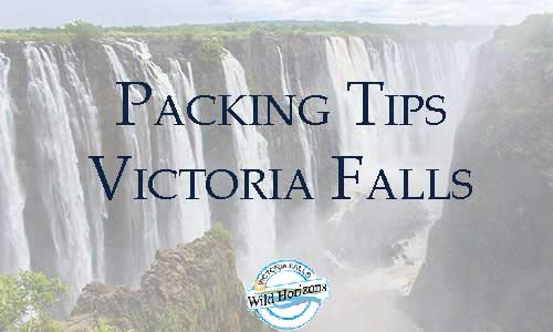 Packing List for Victoria Falls