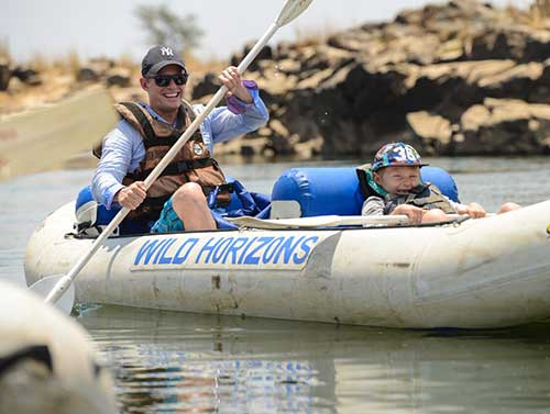 Specials- Multi-Day Canoeing Safaris