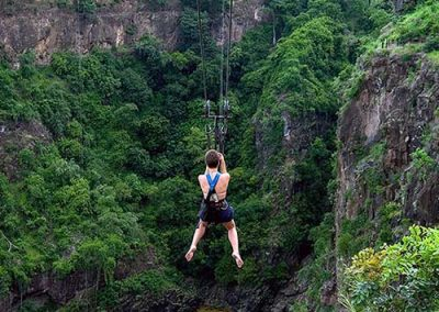 Victoria Falls Zipline