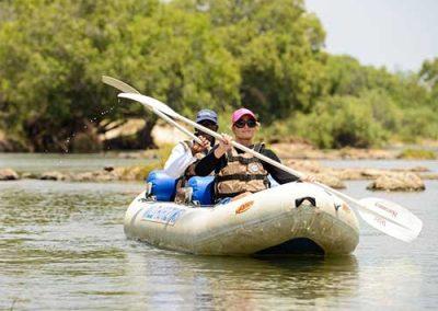 canoeing-zambezi