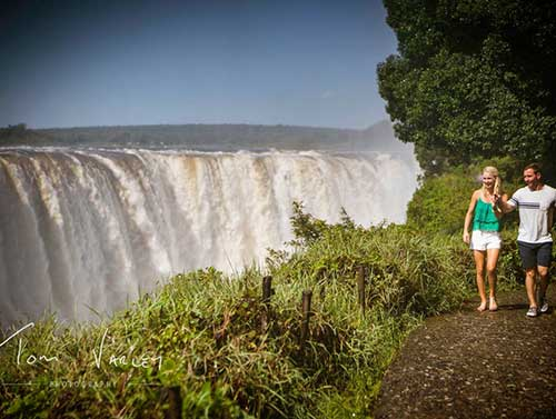 Kasane to Victoria Falls