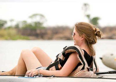 lady-laughing-canoe