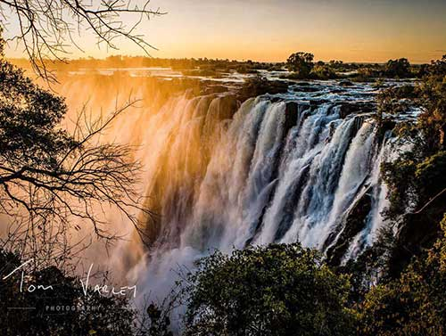 Tour of Victoria Falls, Zambia