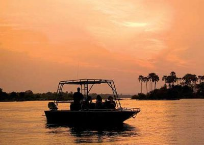 zambia-river-safari-sunset