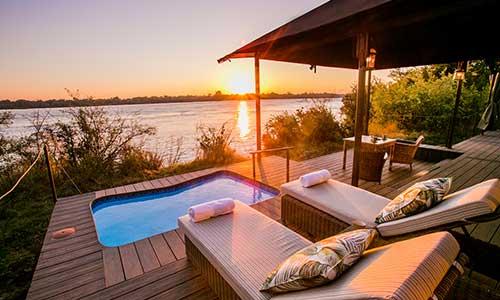 Victoria Falls Accommodation - Old Drift Lodge