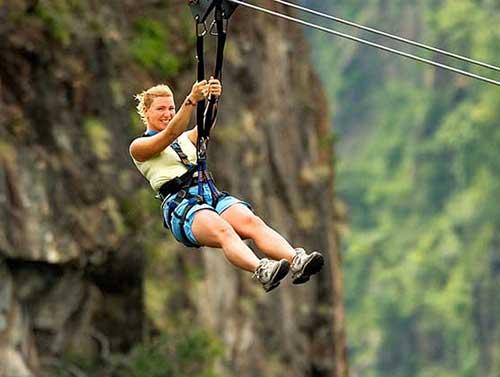 Victoria Falls Activity Zipline