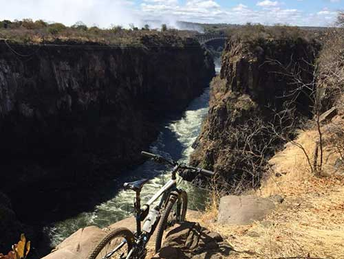 Victoria Falls Bicycle Tours