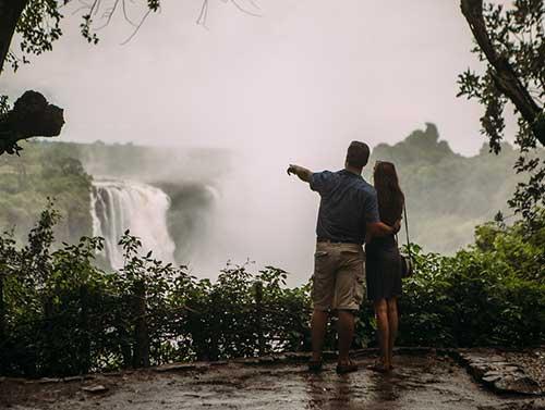 Activity Victoria Falls Tour