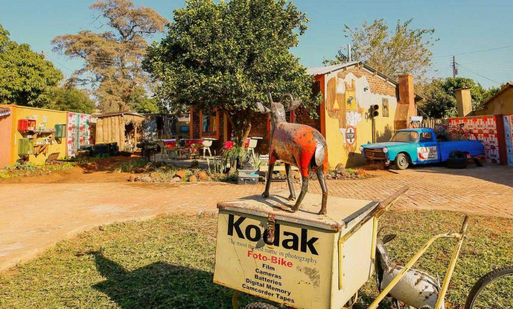 Autentic Zimbabwean Restaurant