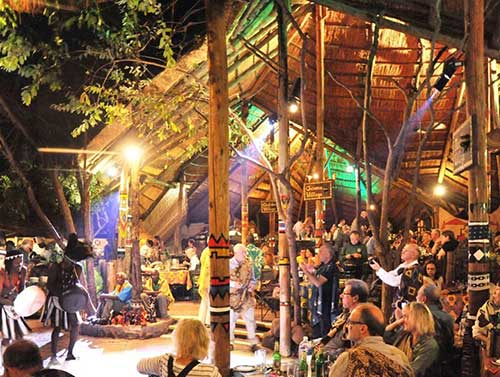 The Boma Experience