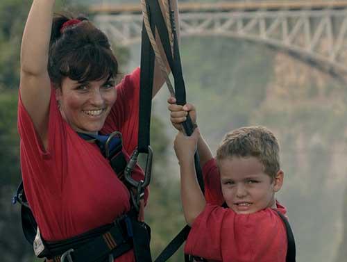 Victoria Falls Activities Family Friendly Tandem Zipline