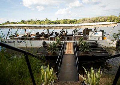 Zambezi Royal Cruise Boat