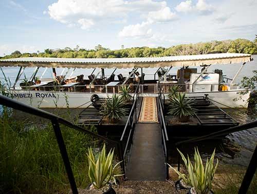 Zambezi Royal Cruise