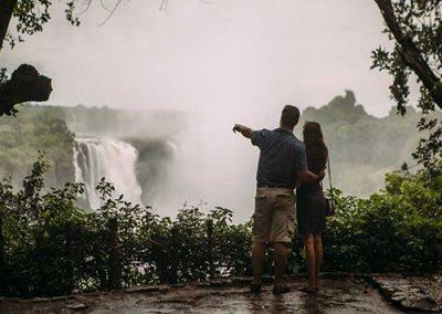 Wild Horizons Tour of Victoria Falls