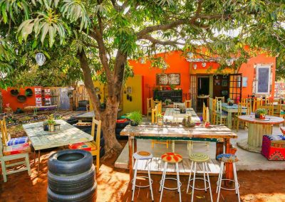The perfect family dining experience in Victoria Falls
