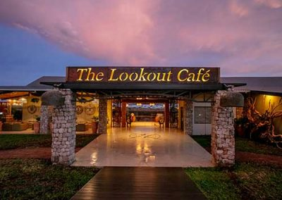 The Lookout Cafe - Victoria Falls