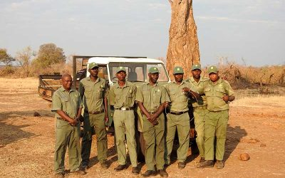 The Victoria Falls Anti-Poaching Unit