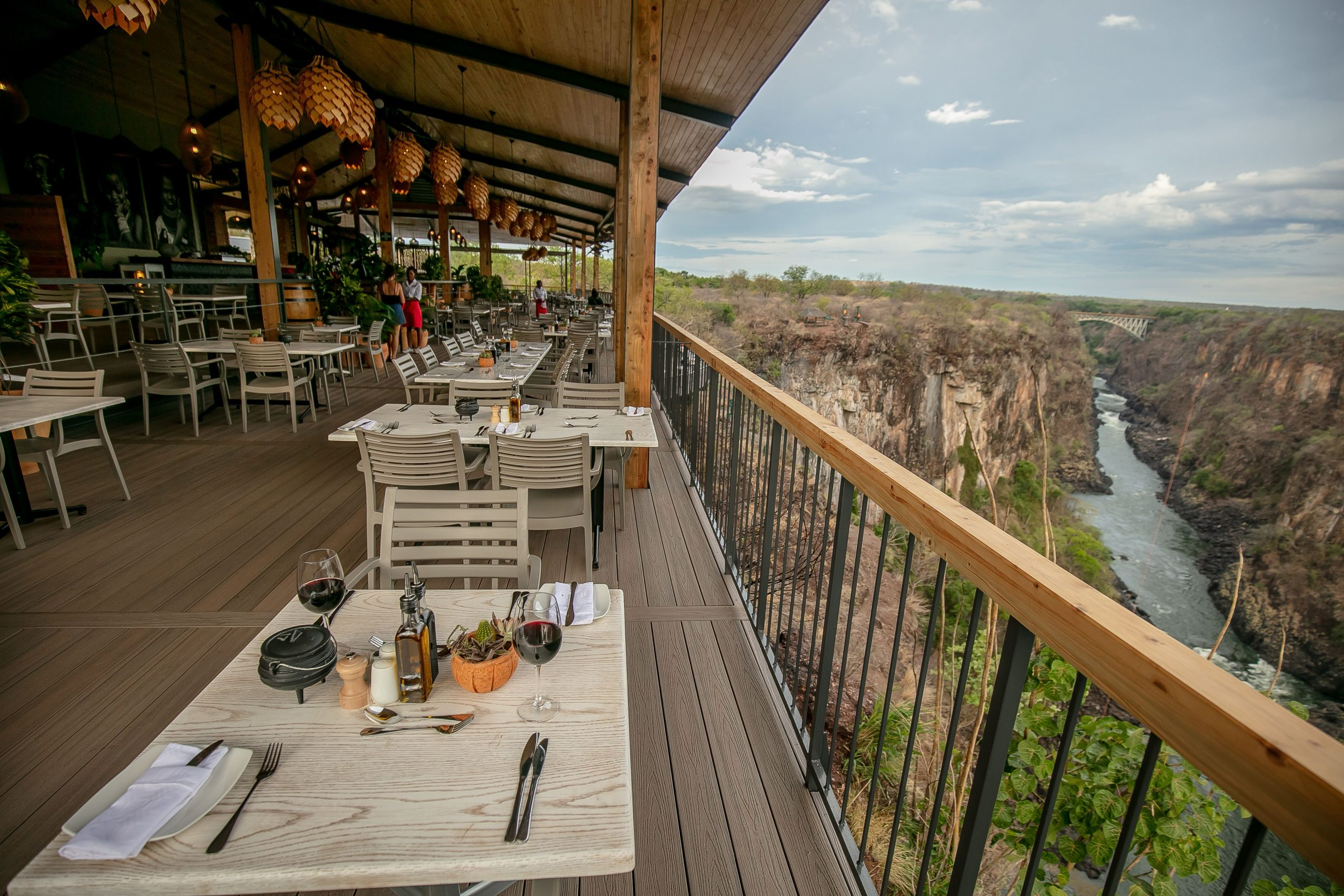 lookout cafe victoria falls